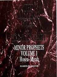 Minor Prophets, Volumes 1 and 2