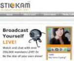 Podcast Tools | Stickam