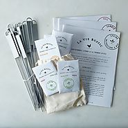 Year-round Potager Garden Seed Set