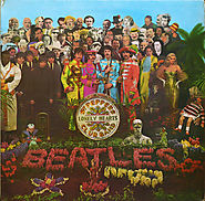 Sgt. Pepper's Lonely Hearts Club Band (The Beatles)