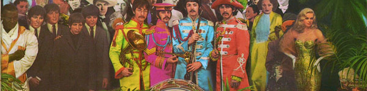 Headline for The 50 best albums of 1967, the year of Sgt. Pepper's Lonely Hearts Club Band