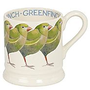Emma Bridgewater Greenfinch Mug
