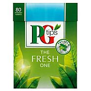 Pg Tips Fresh Black Tea