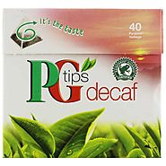 PG Tips Decaf Tea Bags