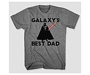 Galaxy's Best Dad Tee