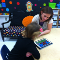 The Single iPad Classroom