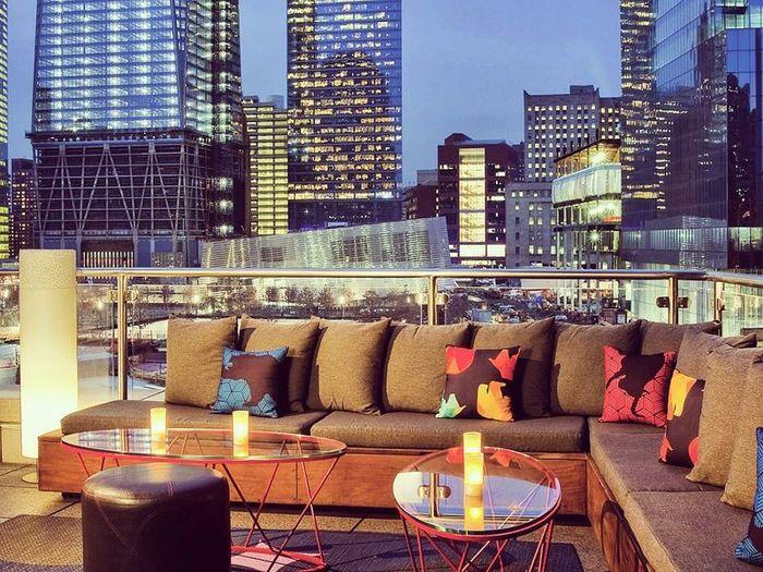 Living Room Bar Amp Terrace