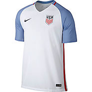 US Soccer Nike Home Replica Stadium Jersey $89.99 @ Fanatics