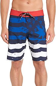 Volcom 4th of July Mod-Tech Board Shorts $60 @ Nordstrom