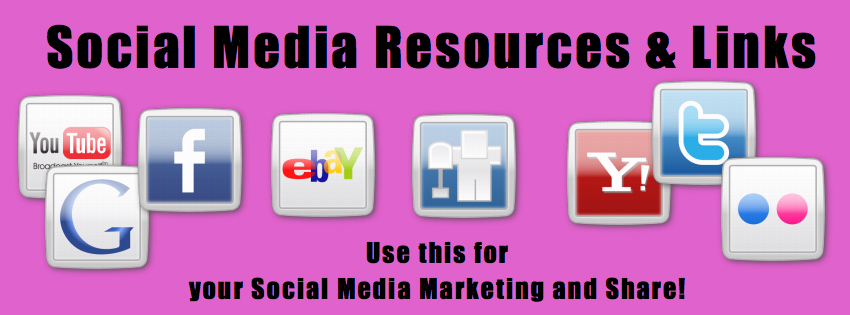 Social Media Resources to use