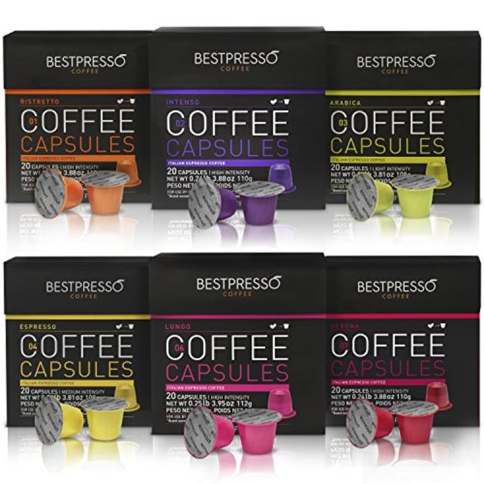 Best Nespresso Compatible Coffee Capsules and Pods Reviews 2019-2020