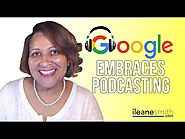 Podcasts in Google Play Store as Google Embraces Podcasting
