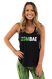 Women's ZOMBAE Tank Top @ Tipsy Elves