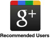 Homepage - Who to follow on Google Plus? Google+ Suggested Users.
