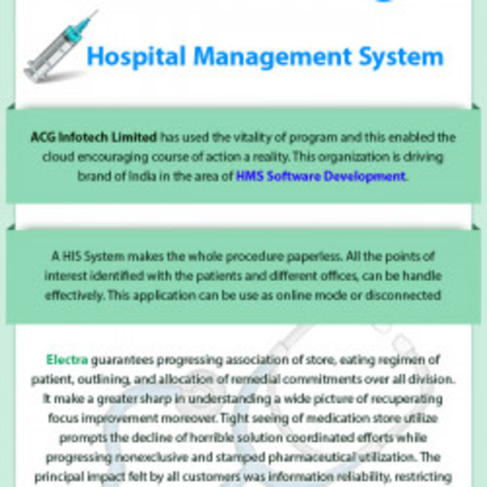 Hospital Management System | A Listly List