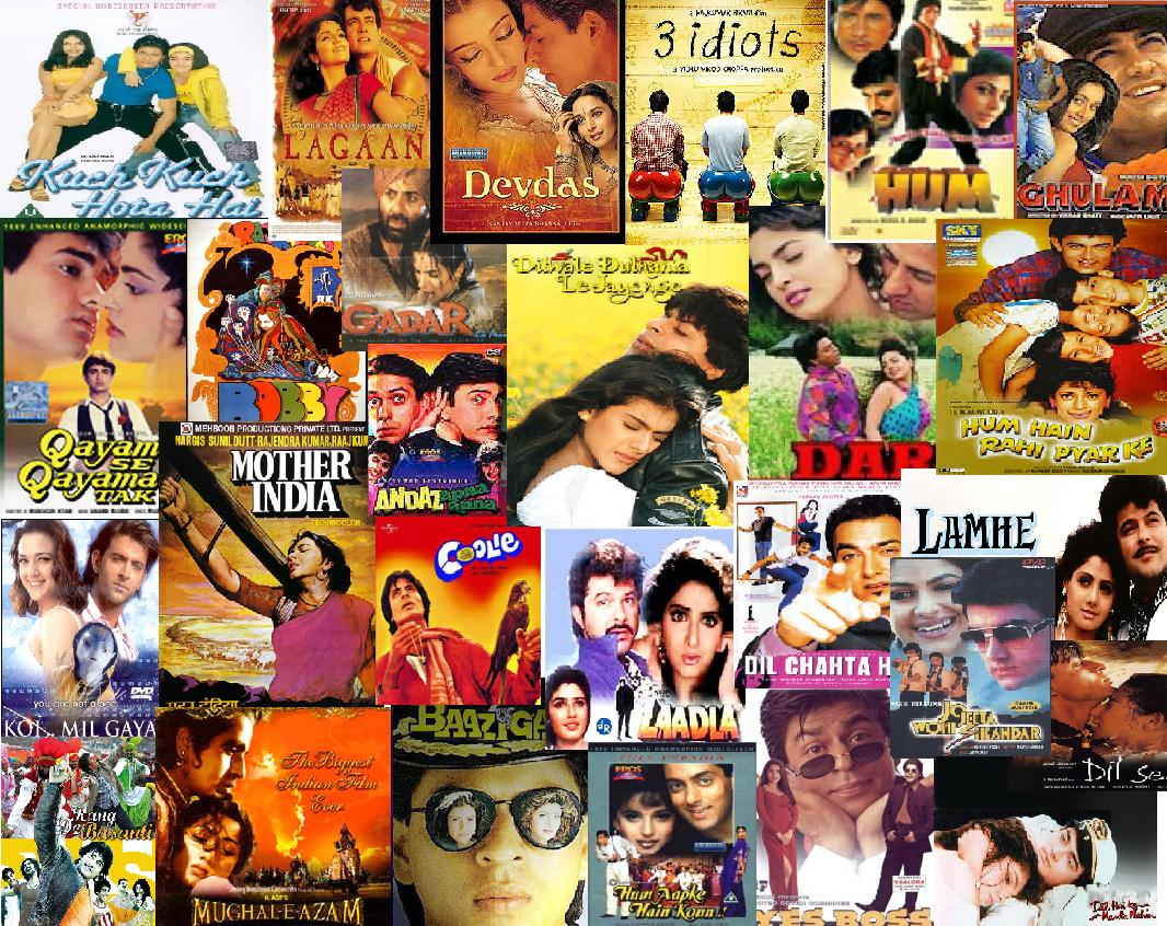 107 Great Bollywood Movies