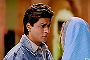Top Songs from Shahrukh Khan Films | Tere Liye - Veer Zaara