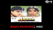 Top Songs from Shahrukh Khan Films | Badi Mushkil Hai