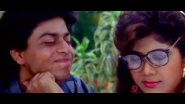 Top Songs from Shahrukh Khan Films | Kitaben Bahut Si - Baazigar (720p HD Song) - YouTube