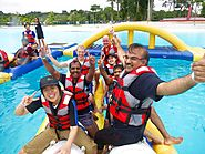 Water Sports Park Challenge @ Treasure Bay Bintan
