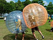Bloop Bubble Ball Soccer