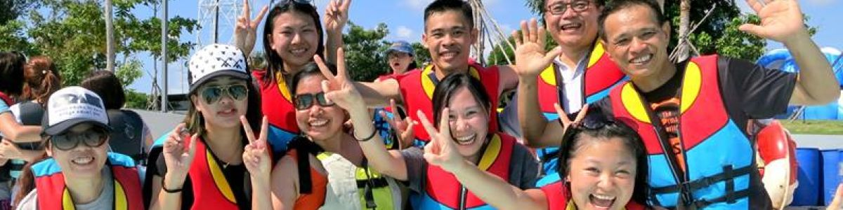 Headline for EXCITING TEAMBUILDING ACTIVITIES IN SINGAPORE