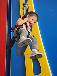 Indoor Kid's Climbing
