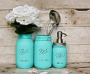 Tiffany Blue Kitchen Decor Ideas
