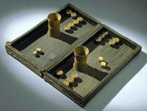 Backgammon Scoring Rules