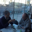 #thinktankontheroad : No 10 More conversation in Science Gallery Café
