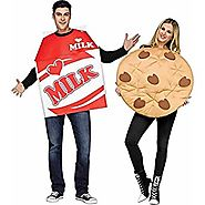 Fun World - Unisex Milk Cookie Costumes