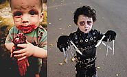 20 Of The Most Creative Kids' Halloween Costumes
