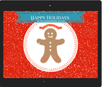 December Themed Technology Lessons | Augmented Reality Holiday Cards
