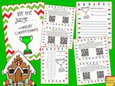 December Themed Technology Lessons | Fabulous 5th Grade Fun: Holiday Writing Activity with QR Codes