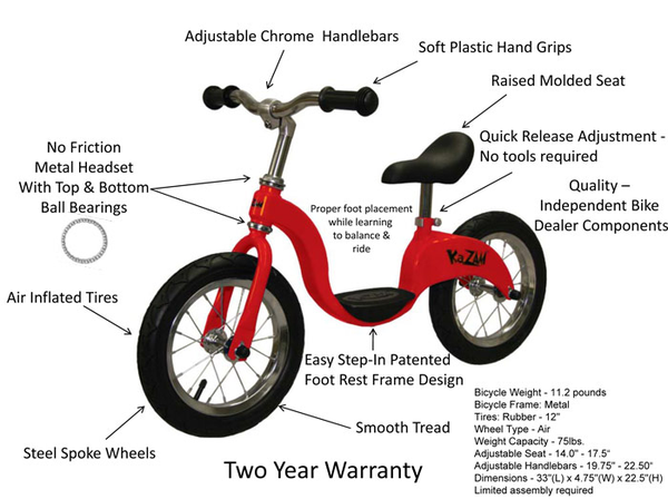 Balance Bike Reviews Best Balance Bikes For Toddlers And