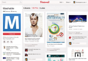 Los mejores posts sobre Pinterest | 41 Great Examples of Pinterest Brand Pages
