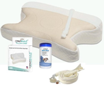 Best Pillow for Sleep Apnea Review | CPAPMax Comfort Starter Kit