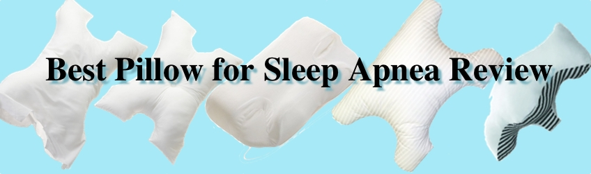 Headline for Best Pillow for Sleep Apnea Review