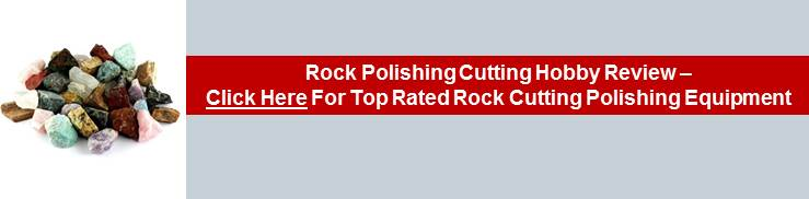Rock Polishing Cutting Hobby