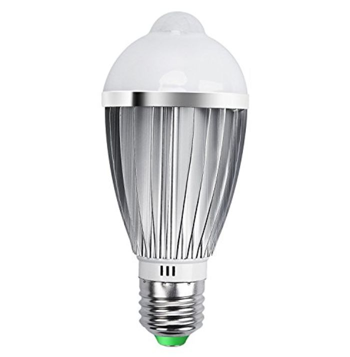top 10 best infrared motion sensor pir led light bulbs a listly list. Black Bedroom Furniture Sets. Home Design Ideas