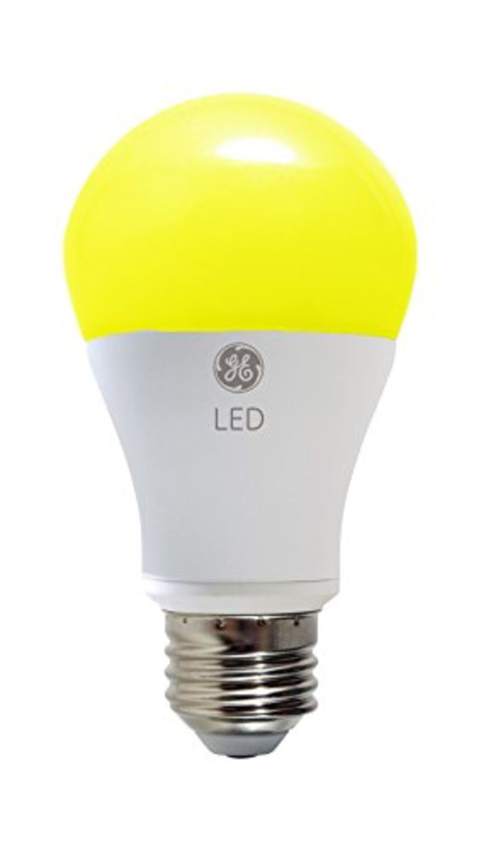 top 10 best yellow amber led bug light bulbs a listly list. Black Bedroom Furniture Sets. Home Design Ideas