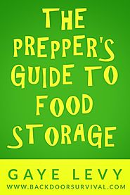 Prepper's Guide to Food Storage Paperback – July 13, 2014