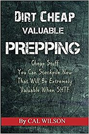 Dirt Cheap Valuable Prepping: Cheap Stuff You Can Stockpile NowThat Will Be Extremely Valuable When SHTF Paperback – ...