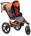 Best Rated Jogging Strollers | BOB Revolution SE Single Stroller, Orange
