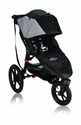 Best Rated Jogging Strollers | Baby Jogger Summit X3 Single Stroller, Black