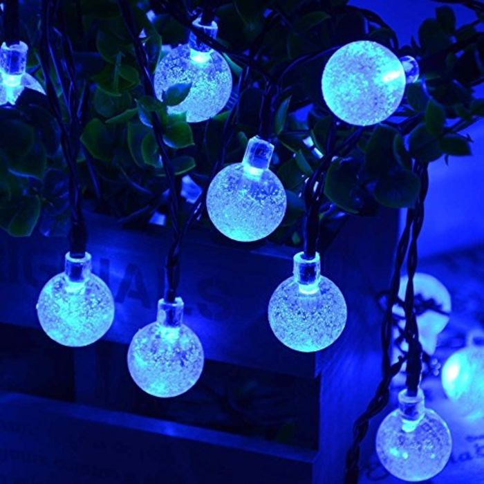 Solar Christmas Pathway Lights