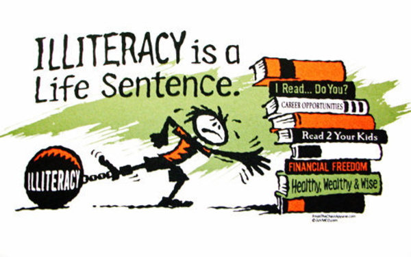 effects of illiteracy on society Read on to learn more about the terrible effects of illiteracy on society and what you can do to help show me schools view 10  related to illiteracy: the downfall of american society.