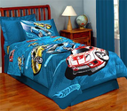 Hot Wheels Twin Comforter