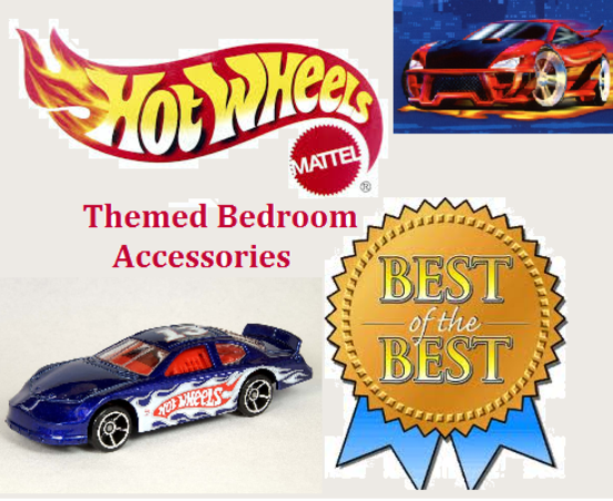 50 Car Themed Bedroom Ideas For Kids Boys Accessories: Hot Wheels Bedroom Ideas