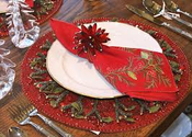 Table Settings For The Holidays | Tips for Setting Your Holiday Table